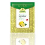 Соль для тела «Бодрящий лимон», Hainan Tao