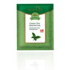 Соль для тела «Зеленый чай», Hainan Tao