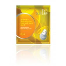 Омолаживающая маска для лица и шеи «Коэнзим Q10», Pro Comfort