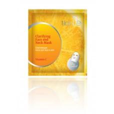 Осветляющая маска для лица и шеи «Витамин С», Pro Comfort
