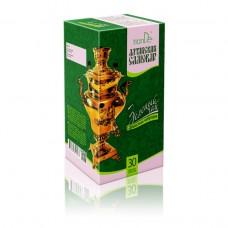Зеленый чай с душистым чабрецом